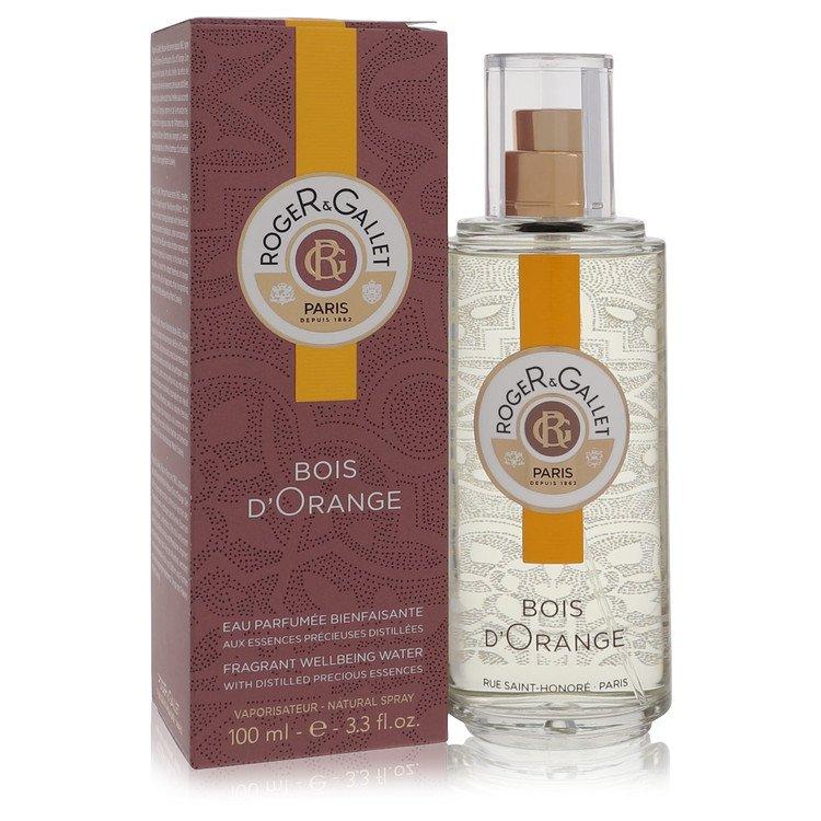 Roger & Gallet Bois D'orange Perfume 100 ml Eau Fraiche Parfumee Spray for Women