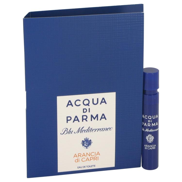 Blu Mediterraneo Arancia Di Capri by Acqua Di Parma for Women Vial (sample) .04 oz