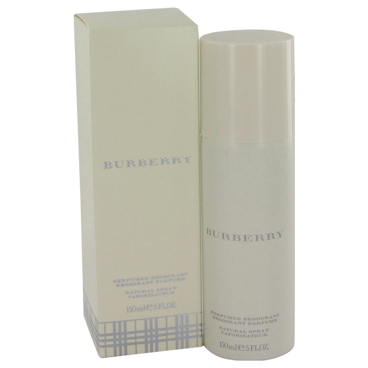 Burberry Deodorant by Burberry 5 oz Deodorant Spray for Women