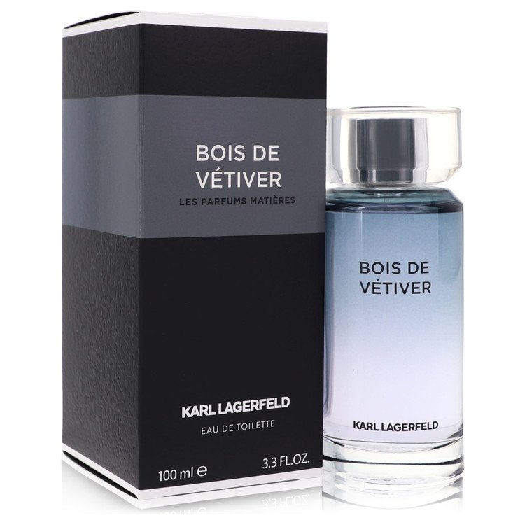 Bois De Vetiver Cologne by Karl Lagerfeld 100 ml EDT Spay for Men
