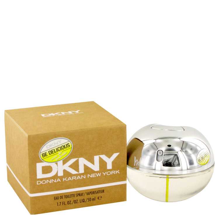 Be Delicious Perfume by Donna Karan 50 ml EDT Spay for Women