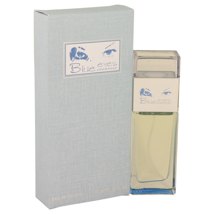 Blue Eyes by Rampage for Women Eau De Toilette Spray 1 oz