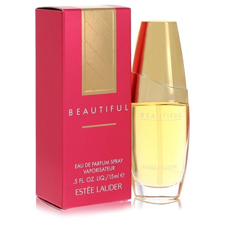 BEAUTIFUL by Estee Lauder for Women Eau De Parfum Purse Spray .5 oz