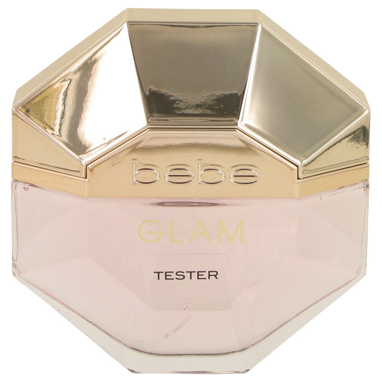 Bebe Glam Perfume 100 ml Eau De Parfum Spray (Tester) for Women