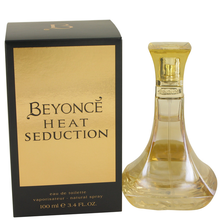 Beyonce Heat Seduction Perfume by Beyonce 100 ml EDT Spay for Women