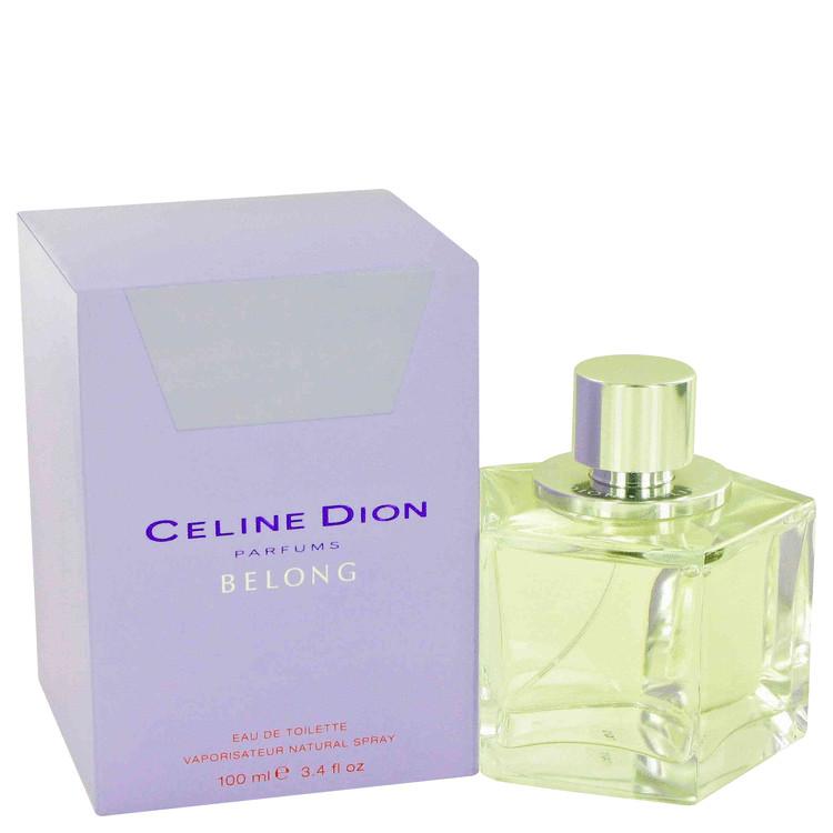 Belong Perfume by Celine Dion 100 ml Eau De Toilette Spray for Women