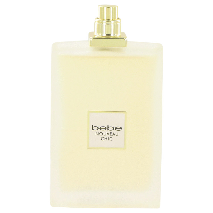 Bebe Nouveau Chic Perfume 100 ml Eau De Parfum Spray (Tester) for Women