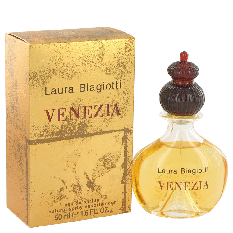 Venezia Perfume by Laura Biagiotti 50 ml Eau De Parfum Spray for Women