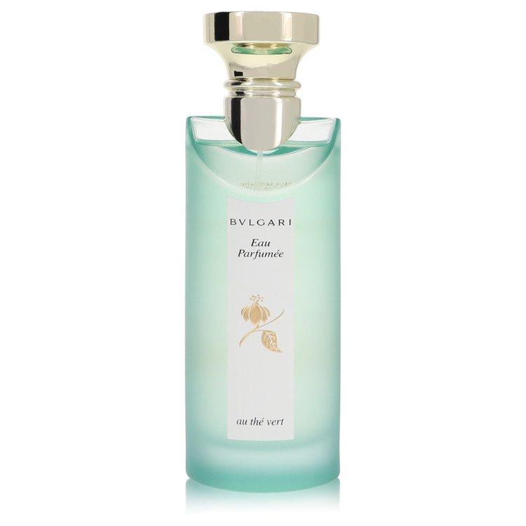 Bvlgari Eau Parfumee (green Tea) Cologne 75 ml Cologne Spray (Unisex Tester) for Men