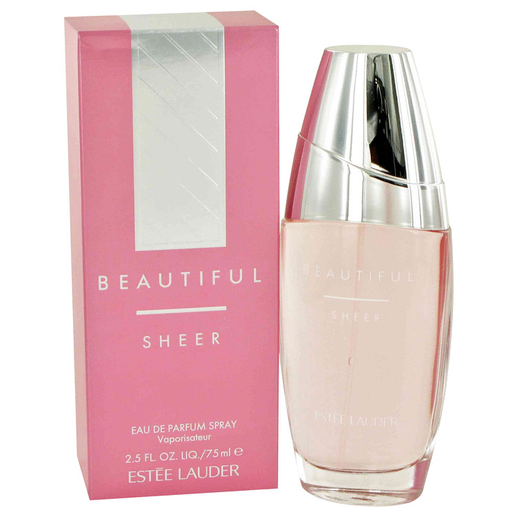 Beautiful Sheer by Estee Lauder for Women Eau De Parfum Spray 2.5 oz