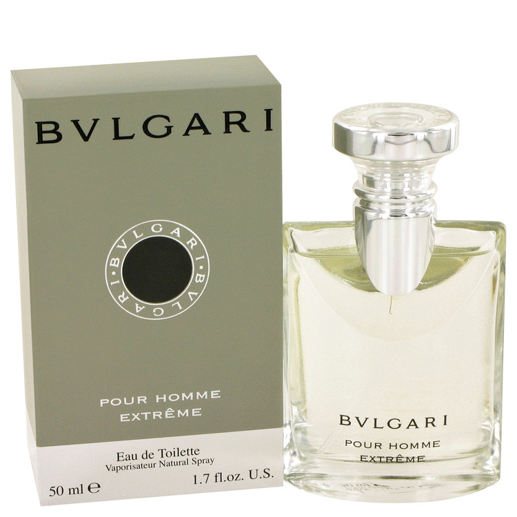 Bvlgari Extreme Cologne by Bvlgari 1.7 oz EDT Spay for Men -  417775