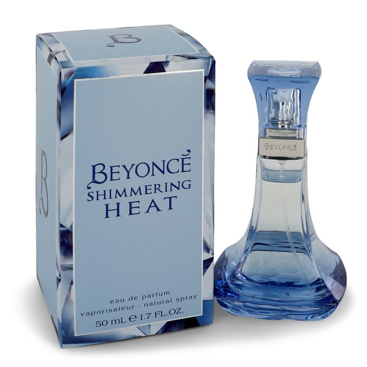 Beyonce Shimmering Heat Perfume by Beyonce 50 ml EDP Spay for Women