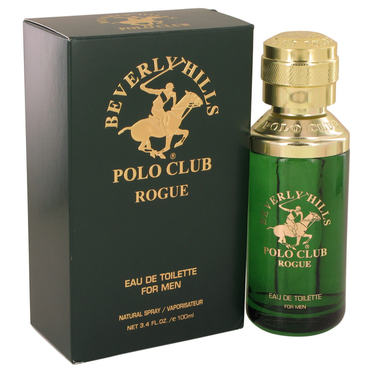 Beverly Hills Polo Club Rogue Cologne 100 ml EDT Spay for Men