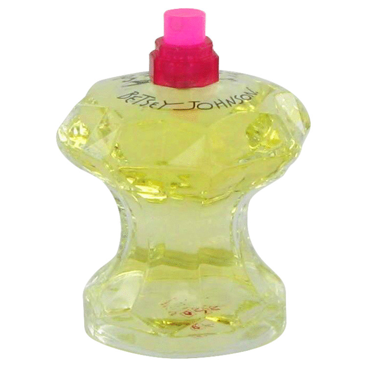Betsey Johnson Perfume 100 ml Eau De Parfum Spray (Tester) for Women