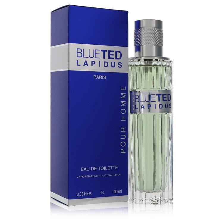 Blueted Cologne by Ted Lapidus 100 ml Eau De Toilette Spray for Men
