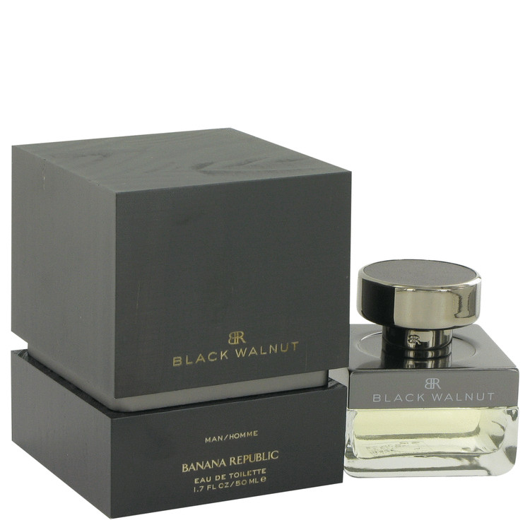 Banana Republic Black Walnut Cologne 1.7 oz EDT Spay for Men
