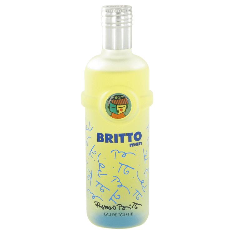 Britto Cologne 125 ml Eau De Toilette Spray (unboxed) for Men