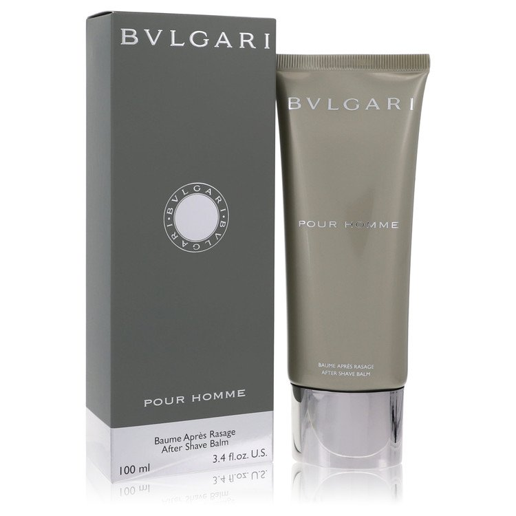 Bvlgari (bulgari) After Shave Balm 3.4 oz After Shave Balm for Men