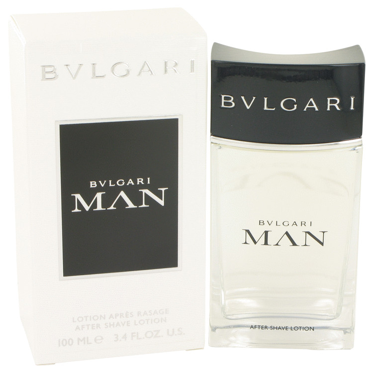 Bvlgari Man by Bvlgari for Men After Shave Lotion 3.4 oz
