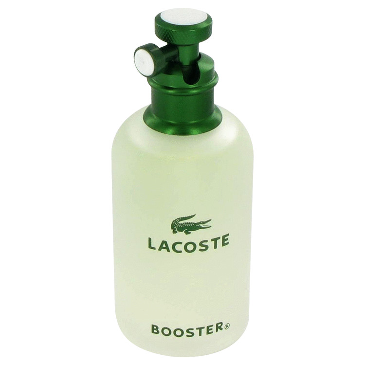 Booster Cologne by Lacoste 3.4 oz EDT Spray(Tester) for Men