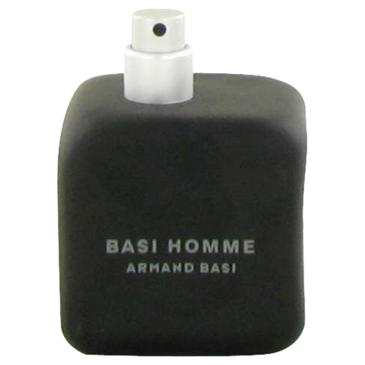 Basi Homme Cologne by Armand Basi 125 ml EDT Spray(Tester) for Men