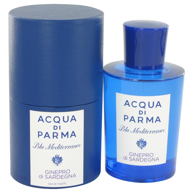 Blu Mediterraneo Ginepro di Sardegna by Acqua Di Parma for Women Eau De Toilette Spray 5 oz