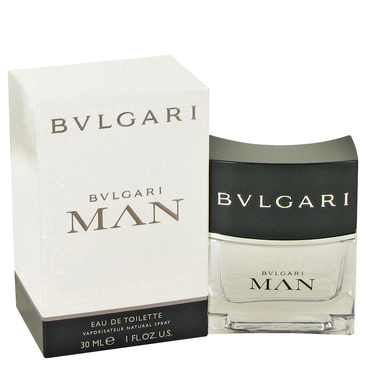 Bvlgari Man Cologne by Bvlgari 30 ml Eau De Toilette Spray for Men