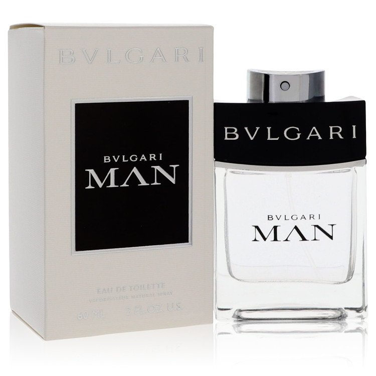 Bvlgari Man Cologne by Bvlgari 60 ml Eau De Toilette Spray for Men