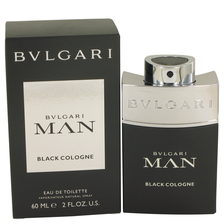 Bvlgari Man Black Cologne Cologne by Bvlgari 60 ml EDT Spay for Men