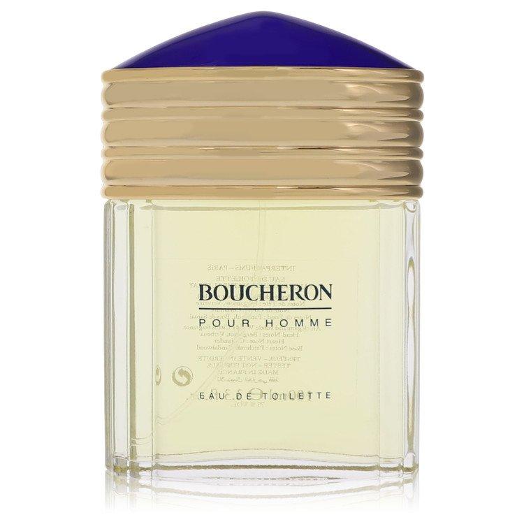 BOUCHERON by Boucheron for Men Eau De Toilette Spray (Tester) 3.4 oz