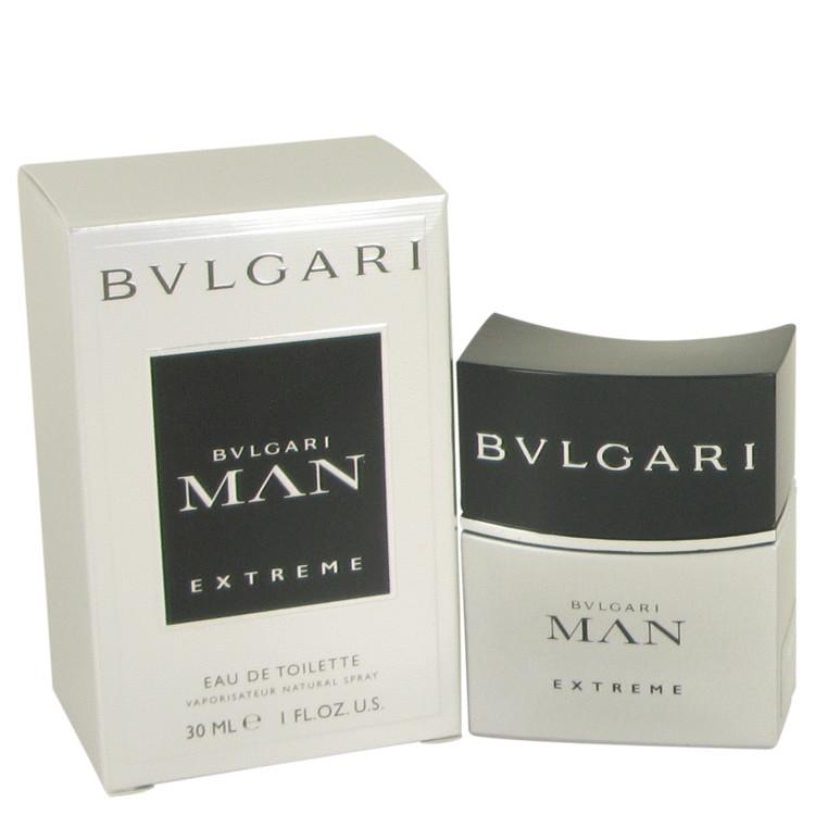 Bvlgari Man Extreme Cologne by Bvlgari 30 ml EDT Spay for Men