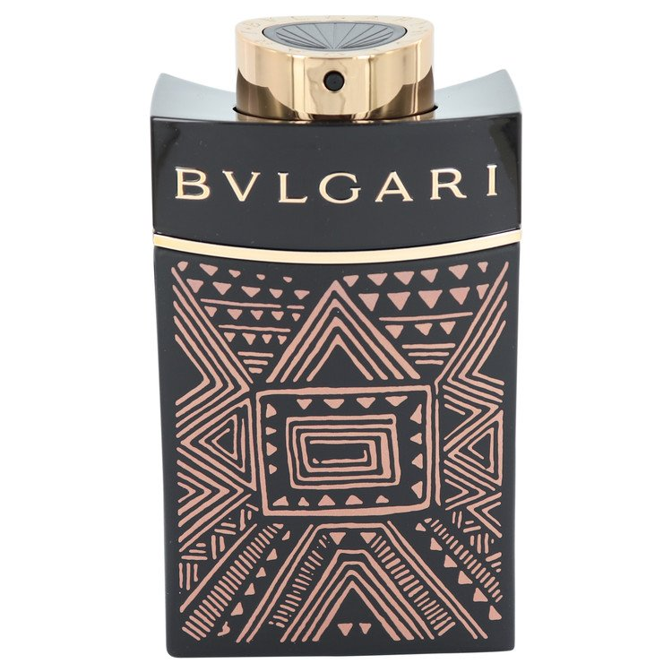 Bvlgari Man In Black Essence Cologne 100 ml Eau De Parfum Spray (Tester) for Men
