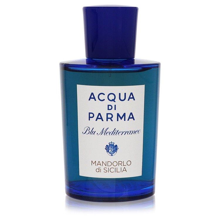 Blu Mediterraneo Mandorlo Di Sicilia by Acqua Di Parma for Women Eau De Toilette Spray (Tester) 5 oz