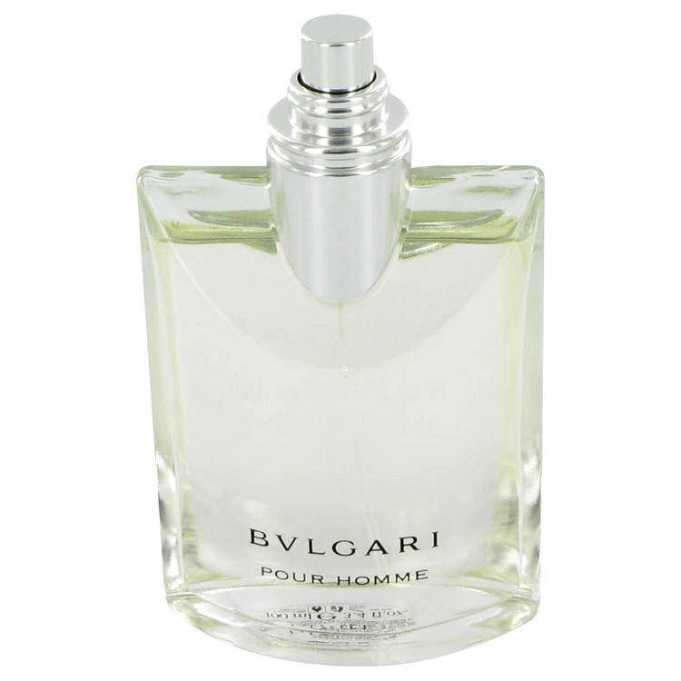 BVLGARI (Bulgari) by Bvlgari for Men Eau De Toilette Spray (Tester) 3.4 oz