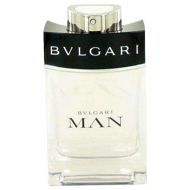 Bvlgari Man by Bvlgari for Men Eau De Toilette Spray (Tester) 3.4 oz