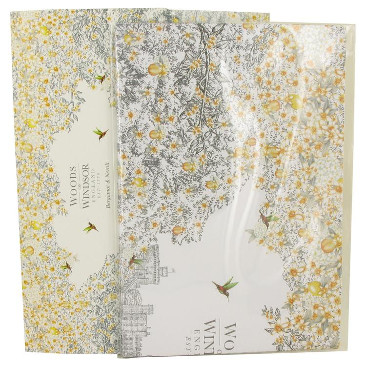 Bergamot & Neroli by Woods of Windsor for Women 5 Fragranced Drawer Liners --