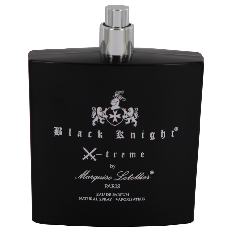 Black Knight Extreme by Marquise Letellier for Men Eau De Parfum Spray (Tester) 3.3 oz