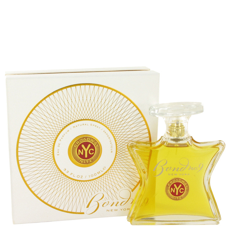 Broadway Nite by Bond No. 9 for Women Eau De Parfum Spray 3.3 oz