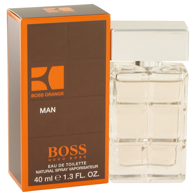 Boss Orange by Hugo Boss –  Eau De Toilette Spray 1.4 oz 41 ml for Men