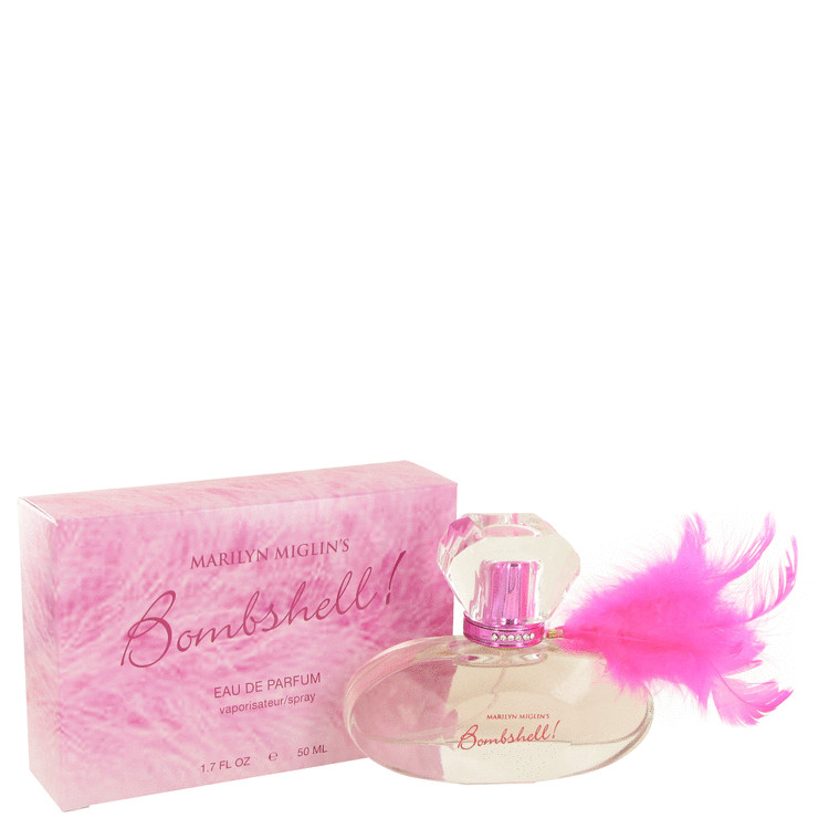 Bombshell Marilyn Miglin Perfume 50 ml EDP Spay for Women