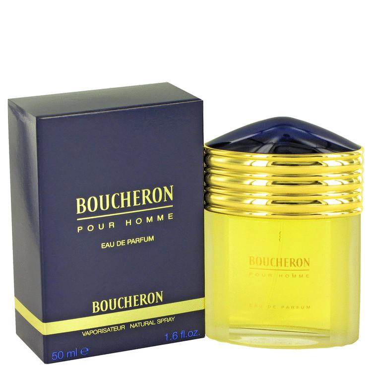 Boucheron Cologne by Boucheron 50 ml Eau De Parfum Spray for Men