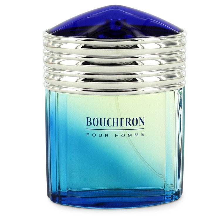 Boucheron by Boucheron Men's Eau De Toilette Fraicheur Spray (Limited Edition unboxed) 3.4 oz