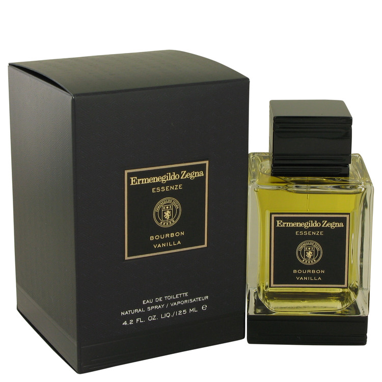 Bourbon Vanilla Cologne by Ermenegildo Zegna 125 ml EDT Spay for Men