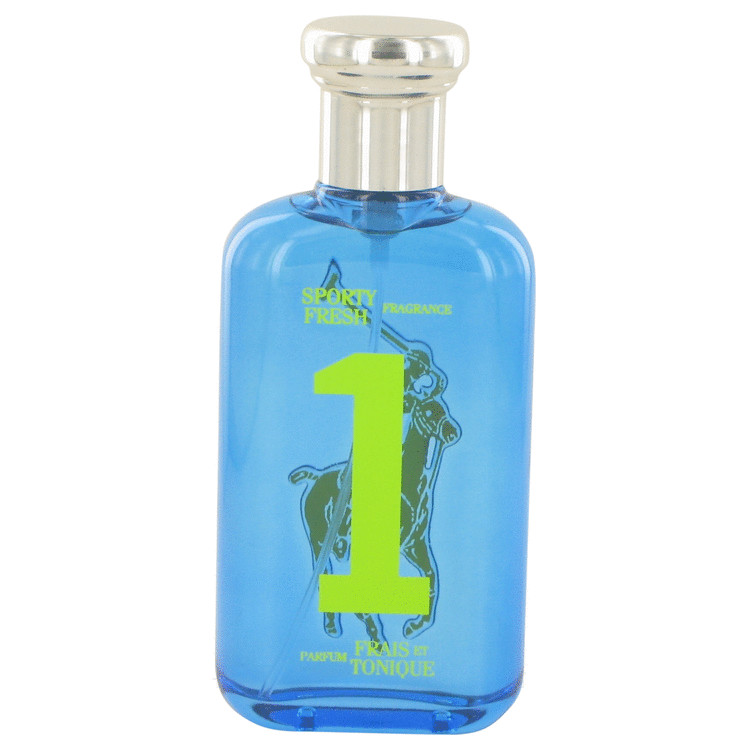 Big Pony Blue Perfume 3.4 oz EDT Spray(Tester) for Women