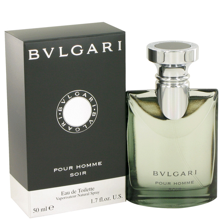 Bvlgari Pour Homme Soir Cologne by Bvlgari 50 ml EDT Spay for Men