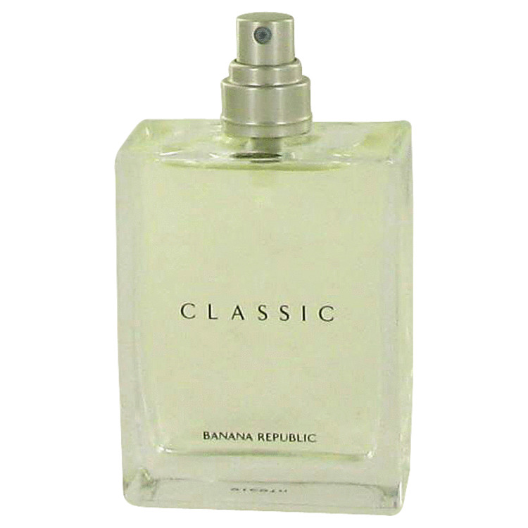 Banana Republic Classic Perfume 125 ml Eau De Toilette Spray (Tester-unisex) for Women