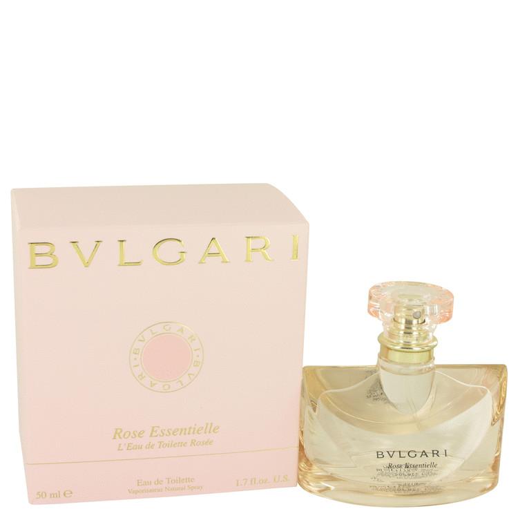 Bvlgari Rose Essentielle L'eau De Toilette Rosee by Bvlgari for Women Eau De Toilette Spray 1.7 oz