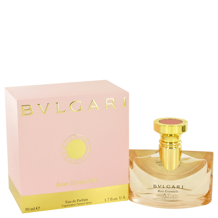 Bvlgari Rose Essentielle Perfume by Bvlgari 50 ml EDP Spay for Women