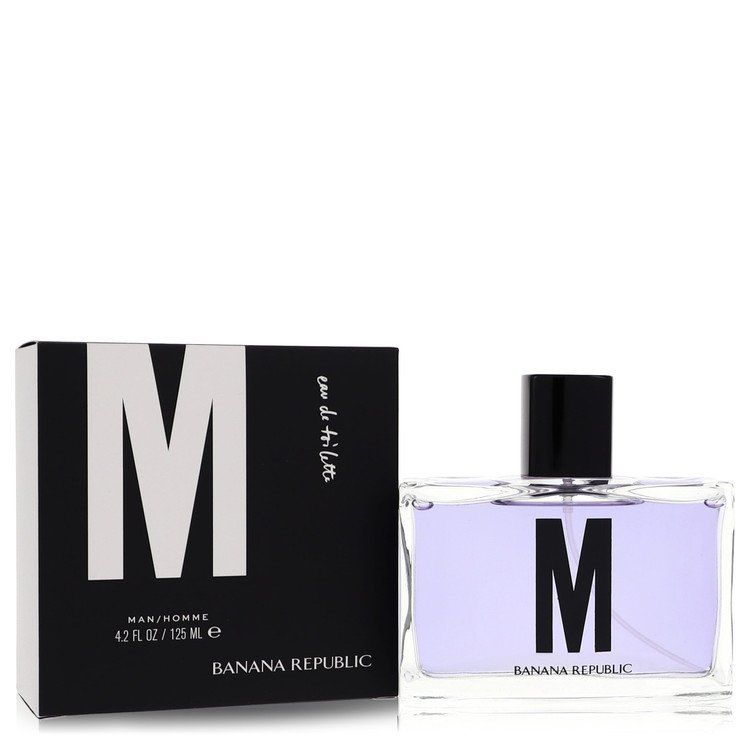 Banana Republic M Cologne by Banana Republic 125 ml EDT Spay for Men