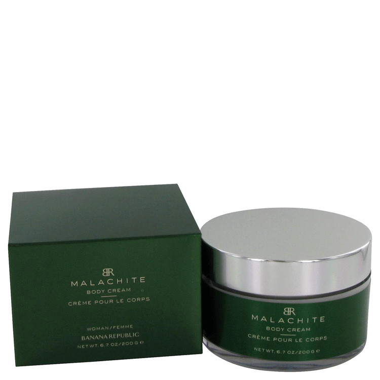 Banana Republic Malachite Body Cream 6.8 oz Body Cream for Women